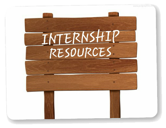 Internship Resources