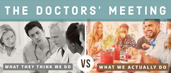 The Doctors' Meetings